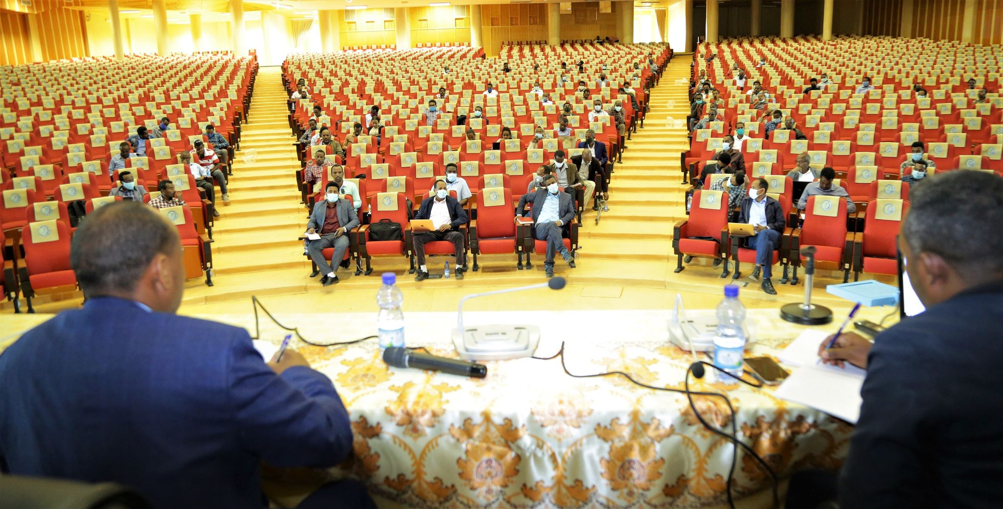 Aksum University Council Discussed the new 10-Year (2020-2030) Strategic Plan of the University